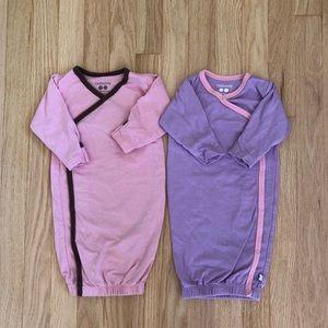 Baby Soy Kimono Sleep Gowns